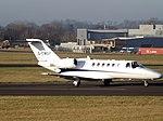 G-TWOP Cessna Citation CJ2 Centreline Air Charter Ltd (32418127156).jpg