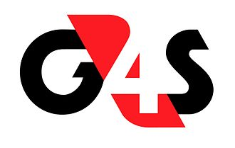G4S Secure Solutions - Image: G4S logotyp
