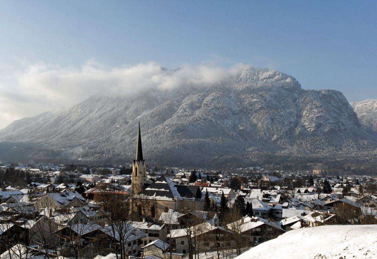 Wo Ist Garmisch Partenkirchen