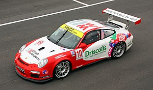 Driscoll's - Image: GT3 Cup (8108805695)