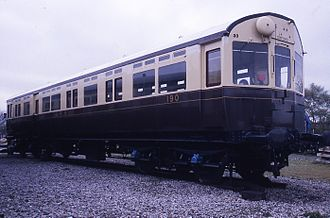Push–pull train - A single GWR Autocoach capable of steam push–pull operation.