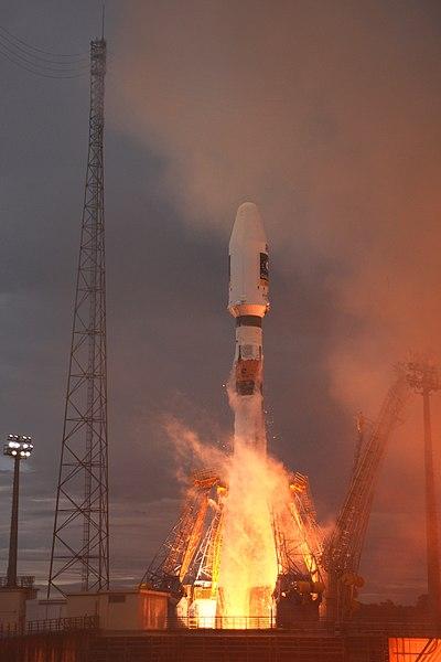 File:Galileo launch on Soyuz, 21 Oct 2011 (6266227357).jpg