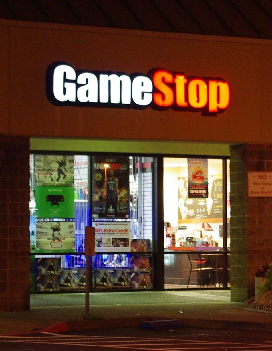 GameStop night - Hillsboro, Oregon