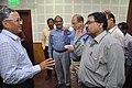 Ganga Singh Rautela Meets With His Workmates - NCSM - Kolkata 2016-02-29 1757.JPG