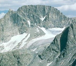 Gannett Peak is the highest mountain in Wyomin...