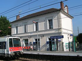 Image illustrative de l'article Gare de Gif-sur-Yvette