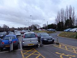 Garforth railway station (18th January 2014) 004.JPG