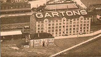 Gartons Agricultural Plant Breeders - Garton's of Warrington