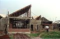 Gate Complex Under Construction - Science City - Calcutta 1994-11-03 464.JPG