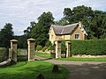 Gatehouse for Swerford Park - geograph.org.uk - 215451.jpg