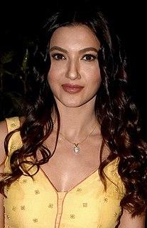 Gauahar Khan Indian film actress