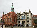 Gdańsk Brama Złota & Bractwo św. Jerzego.jpg