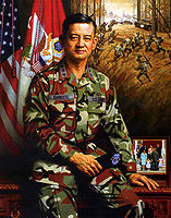 Gen Eric Shinseki official portrait