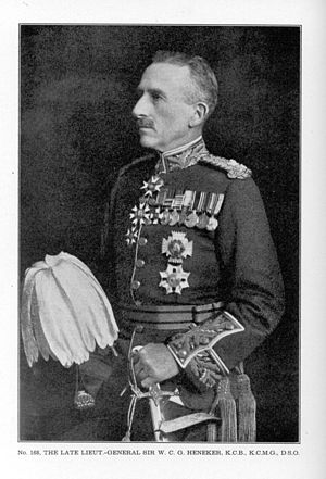William Heneker - General Sir William Heneker c.1932