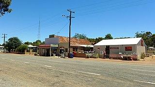 Popanyinning, Western Australia Town in Western Australia