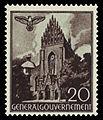 Generalgouvernement 1940 44 Dominikanerkirche in Krakau.jpg