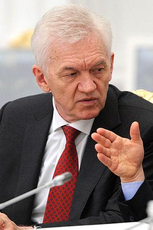Gennady Timchenko - Image: Gennady Timchenko