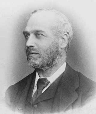 George Shaw Lefevre, 1st Baron Eversley British Liberal Party politician