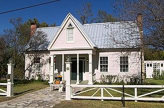 George Washington Baines House - George Washington Baines House