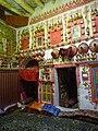 Ghadames - Altstadtwohnhaus, prächtig dekoriert 02.jpg
