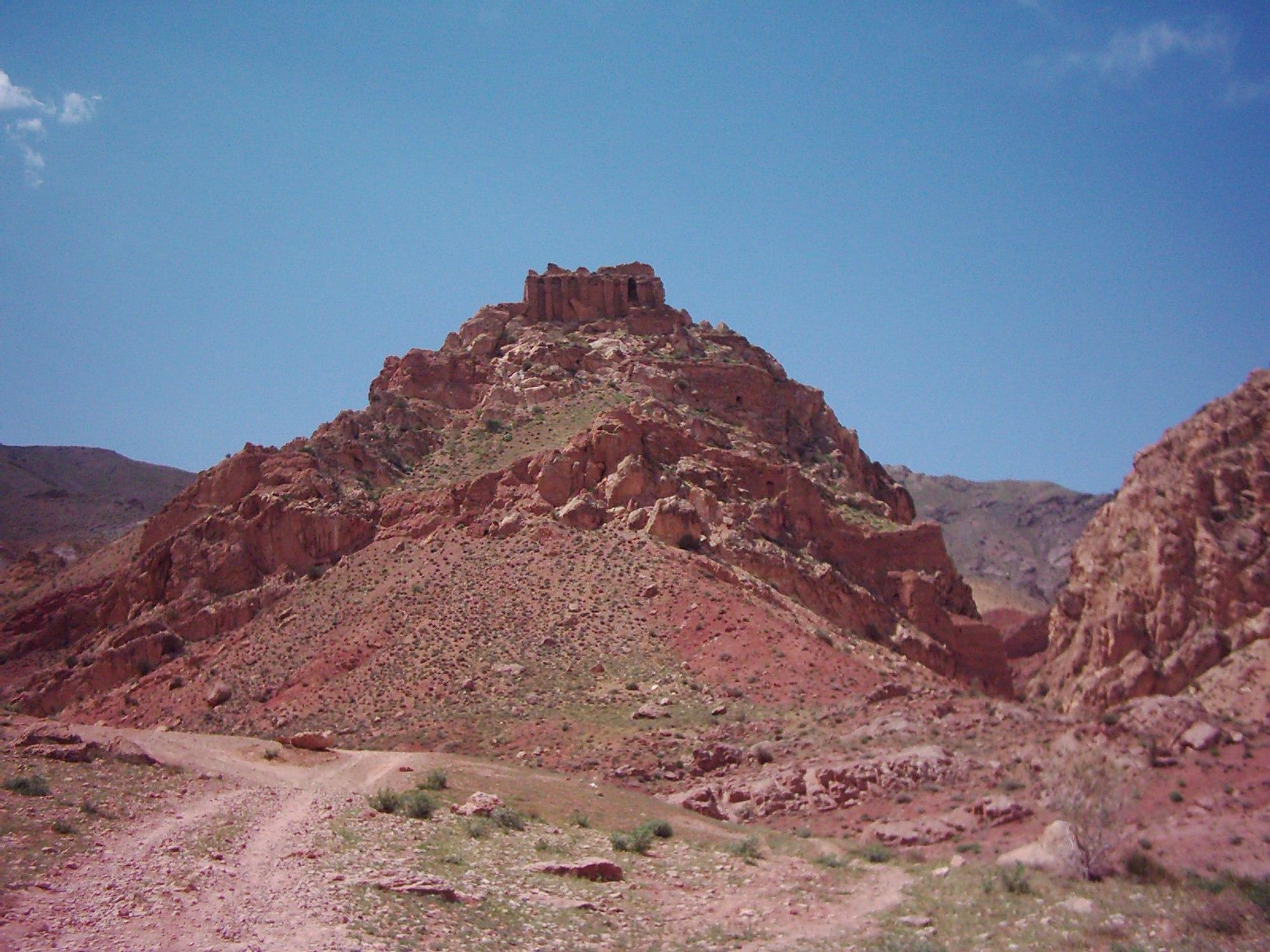 قلعه دختر (ساوه)