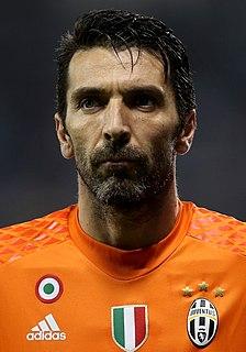 Gianluigi Buffon Italian footballer
