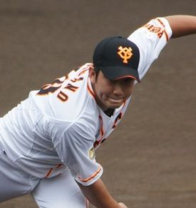 275px Giants Sugano 19 - 【菅野 智之】身長 185 cm 体重 90 kg 読売ジャイアンツに所属するプロ野球選手(投手)