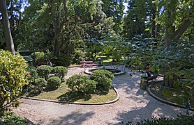 Giardini papadopoli wikip dia for Giardini a venise