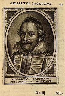 Gilbert Jack Scottish philosopher