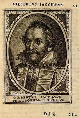 Gilbert Jack - Gilbertus Jacchaeus (Leiden, 1614)