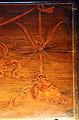 Giovan Francesco Capoferri su dis. di lorenzo lotto, coperta 'viduitatis gloria' con spada pendente e testa di oloferne, 1527-31, 05.JPG
