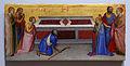 Giovanni del Biondo - Pélerins au tombeau d'un saint.jpg