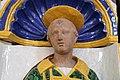 Giovanni della robbia, pala di santo stefano a pescina, 1512, 04 replica novecentesca del san lorenzo 2.jpg