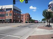 Glimpse of downtown Pueblo, CO IMG 5119.JPG