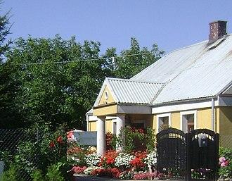 Okrzeszyn, Masovian Voivodeship - Image: Gmina Konstancin Jeziorna 319