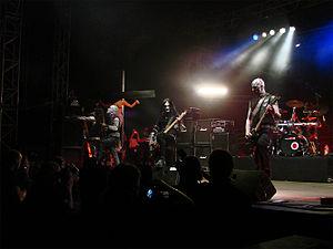 God Seed - Image: God Seed Hellfest 2009 02