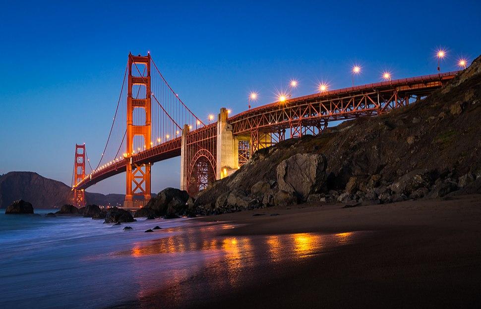 Golden Gate Bridge 0002