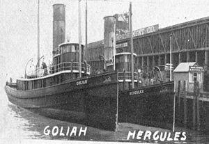 USS Goliah (SP-1494) - Image: Goliah (SP 1494)