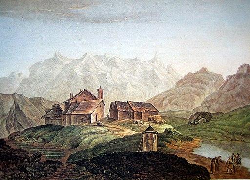 Gotthardhospiz 1785