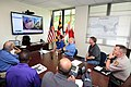 Governor Hogan Visits Howard County Emergency Operations Center (28826672222).jpg