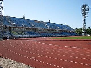 stadium in Riga, Latvia