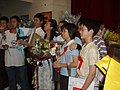 Graduation ceremony in a elementary school 02.jpg