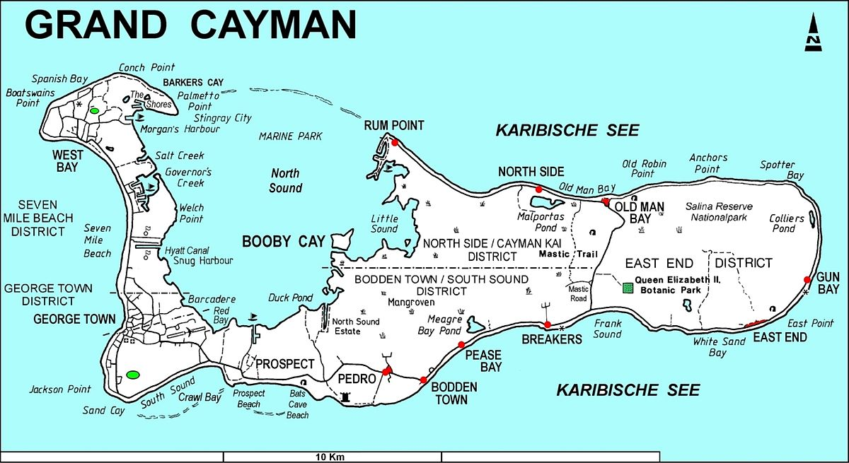 Grand Cayman Cayman Islands Weather