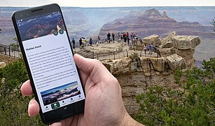 Grand Canyon National Park Launches Free Mobile Park App - August 29, 2019 - 48644421647.jpg