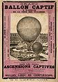 Grand ballon captif a vapeur de la cour des Tuileries, broadsheet, Paris, 1878.jpg