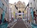 Grand trail du Saint-Jacques 2019- arrivée cathédrale du Puy.jpg