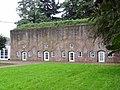 Grave Rijksmonument 506922 kazematten grenzend aan het Arsenaal.JPG
