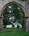 Graveyard, Whorlton Old Church - geograph.org.uk - 475686.jpg