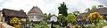 Graveyard holding tomb of Rangga Warsito, Klaten.jpg