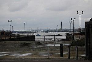 Grays - Image: Grays Town Wharf
